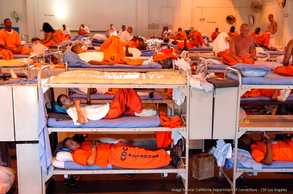 California State Prison, Los Angeles, August 8, 2006