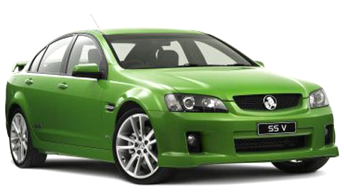 """The GM """"Holden"""" vehicle is similar to the Chevy Cruise. The Holden is made in Australia."""