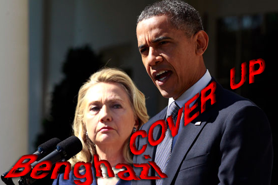 White House Cover Up Benghazi Attack (emails)