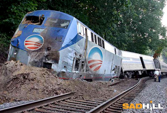 ObamaCare Train Wreck?