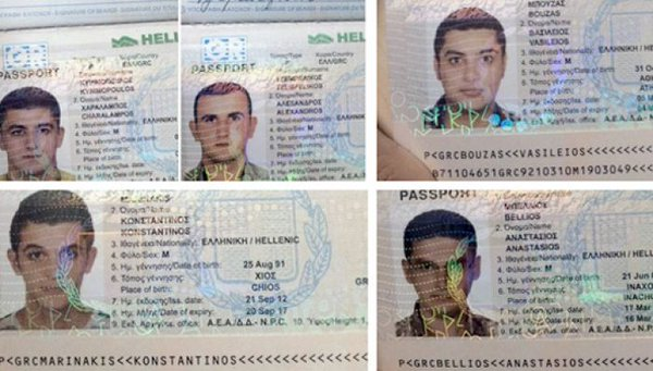 Stolen passports 5 Syrian refugees caught in Honduras headed for US