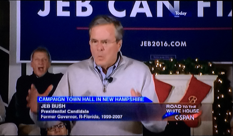 Funny Video Tells All About the Jeb Bush 2016 Campaign