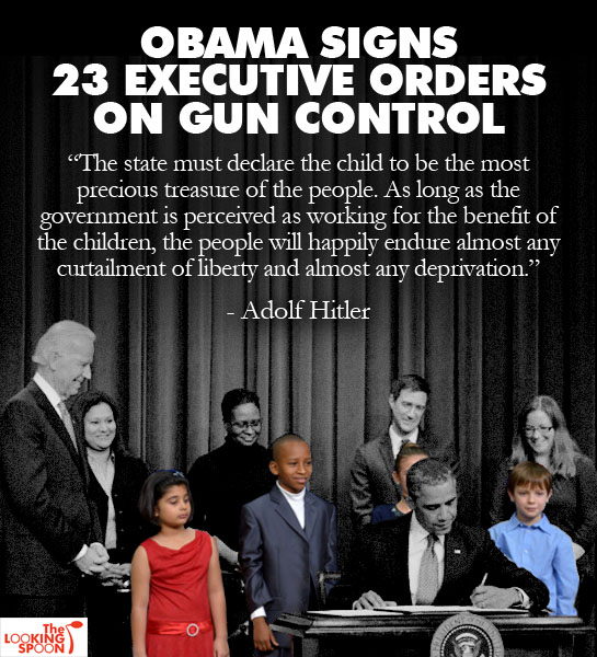 Democrats Planning to Disarm Americans for Over 50 Years