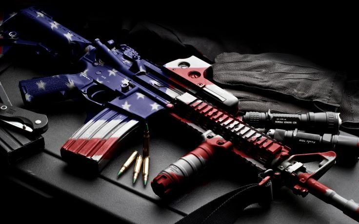 History: How The USA Became A Gun Culture