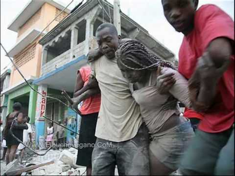 Locals trying to help each other after M7.0 earthquake that struck Haiti in 2010 (image credit: Elbuchevegan.com).