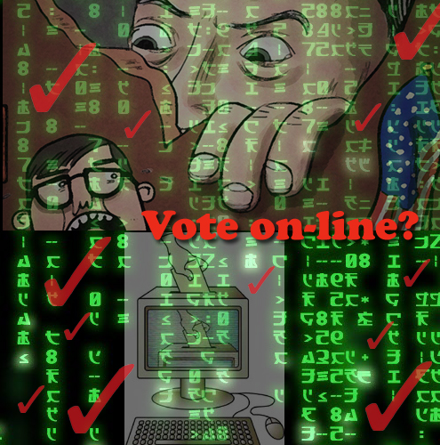 Risks of Internet Voting in Political Elections