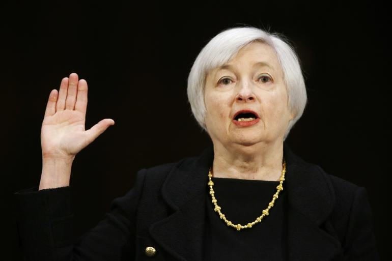 Buckle up – The Economy Might Be a 'Yellen'