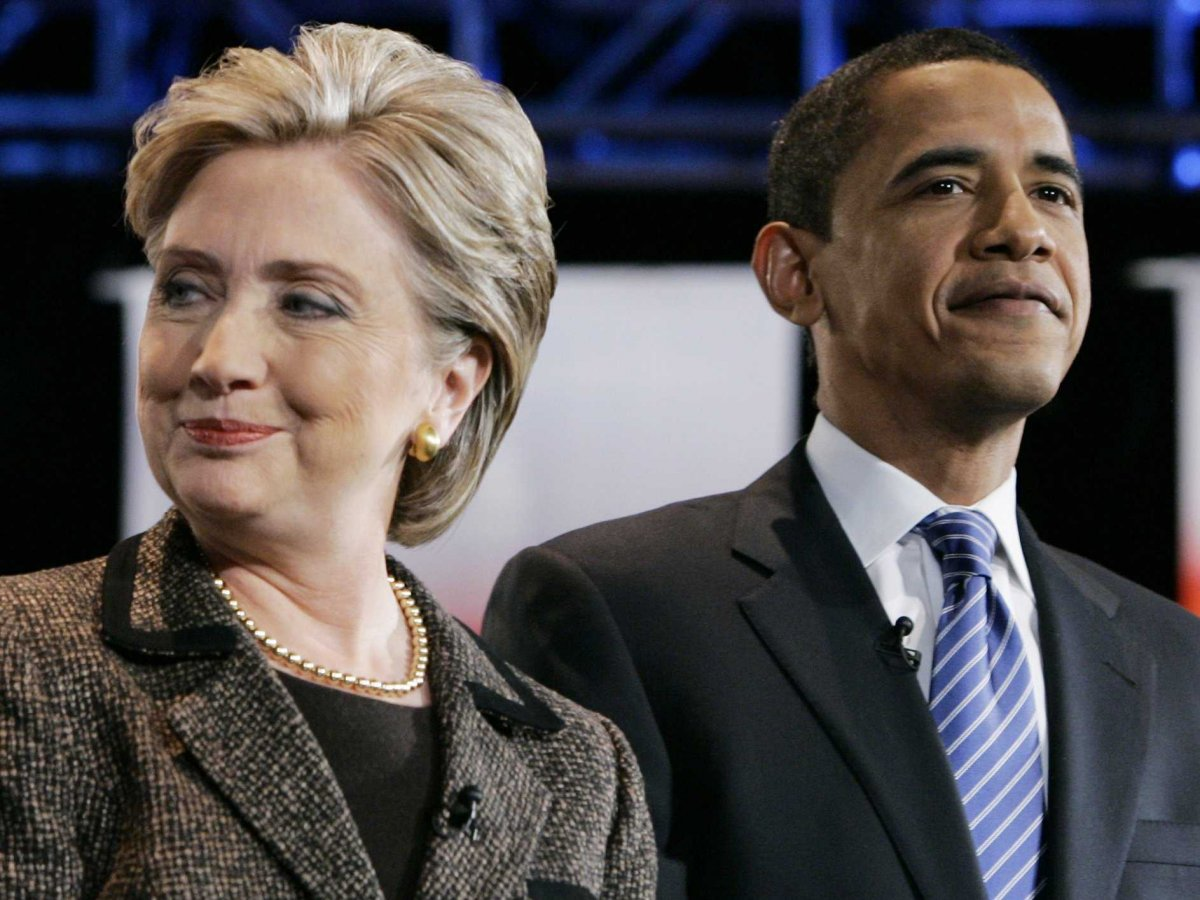 Obama-Clinton's Contempt For American Voters