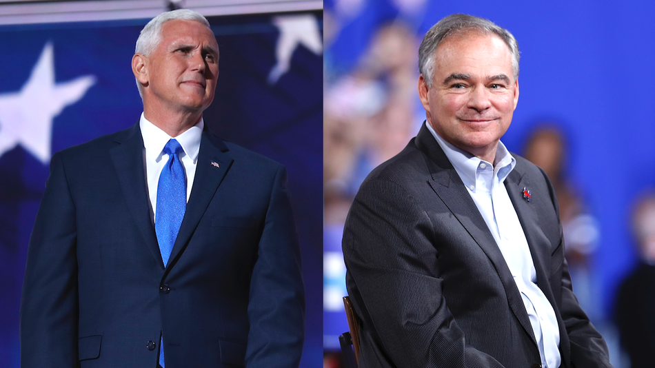 Pence Wins, Despite CNN Over-Sampled Democrats in VP Debate Poll